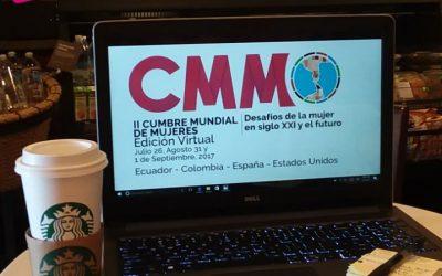 """II Cumbre Mundial de Mujeres """"Desafíos de la Mujer en el Siglo XXI y el Futuro"""""""