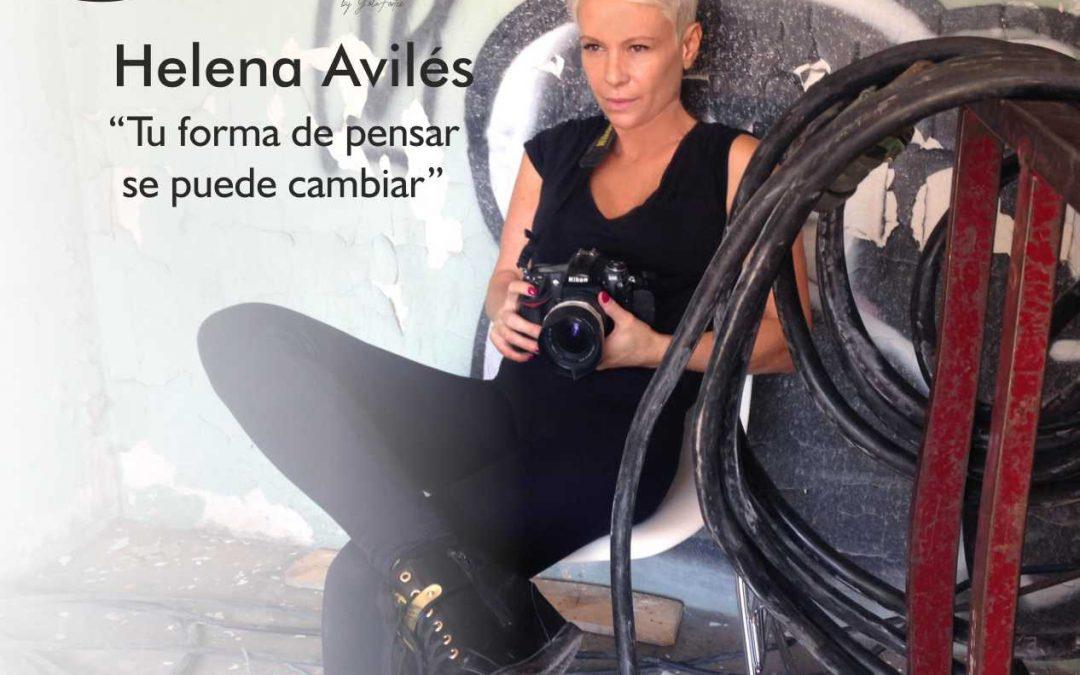 Café con Helena Avilés: Tu forma de pensar se puede cambiar.