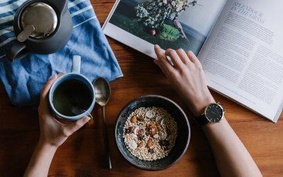 Cómo influye la alimentación en tu vida diaria. #Cuídate