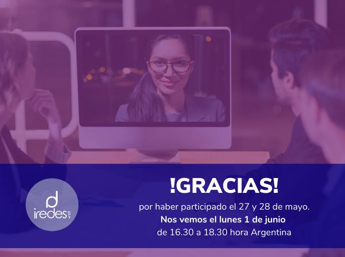 Conferencia Adaptabilidad iredesNET, Argentina